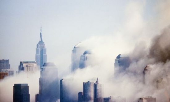 An Artist's Response to 9/11 Tragedy