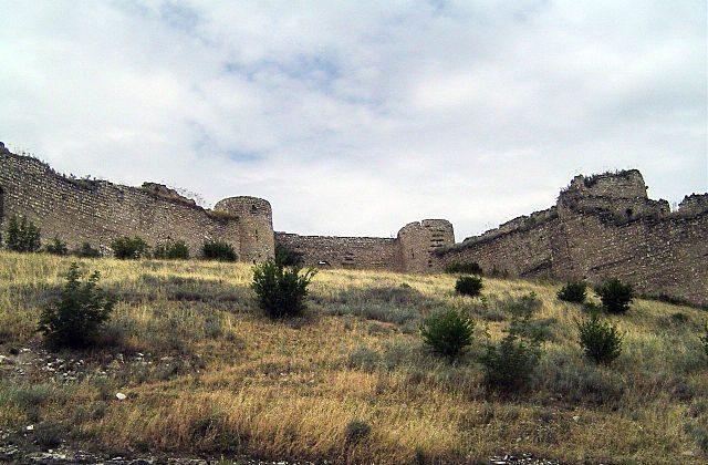 Nargono-Karabakh. They've got landmarks but no domain name. (Marshal Bagramyan)