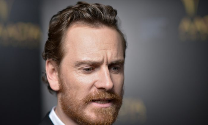 Michael Fassbender is one of the actors being considered for Star Wars Episode 7, according to the latest rumors about the cast. (Richard Shotwell/Invision/AP)