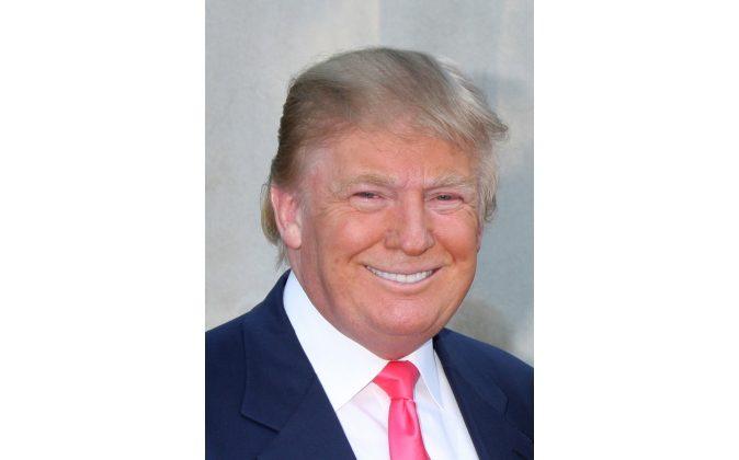 Donald Trump (*Shutterstock)