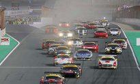 Two-Time Winners Leading Dunlop Dubai 24 Hours Race After Six Hours