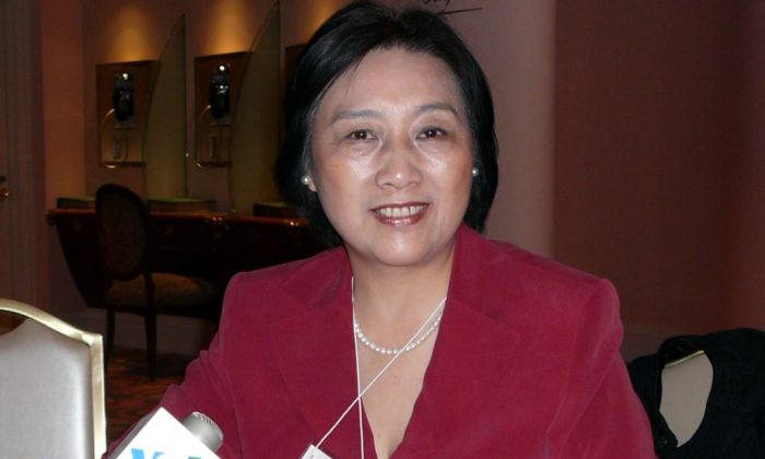Gao Yu, veteran Chinese journalist (VOA/Public Domain)