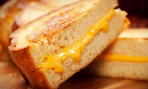 Grilled Cheese Made to Please