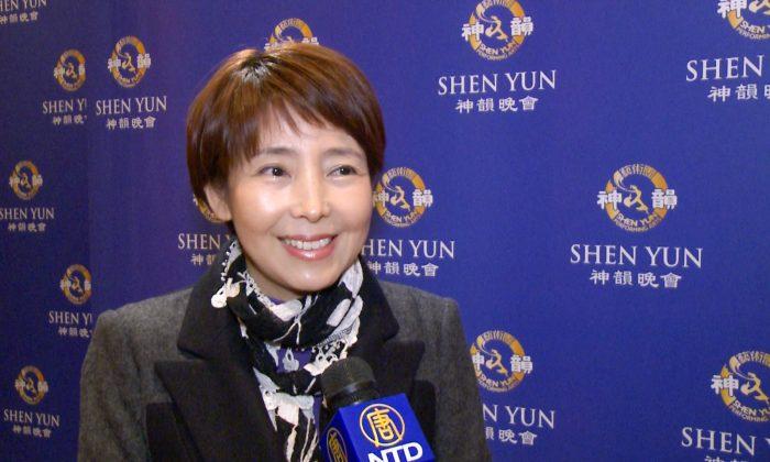 Shen Yun 'Breathtaking' and 'Majestic'