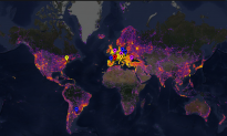 The Road Most Traveled – Now in One Heatmap