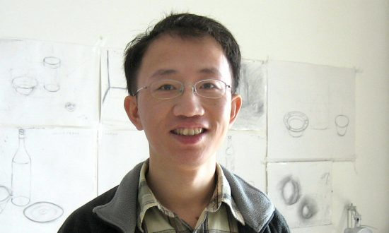 Another Chinese Rights Activist Sees Himself on Chopping Block
