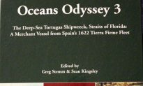 Book Review: 'Oceans Odyssey III, The Deep-Seas Tortugas Shipwreck'