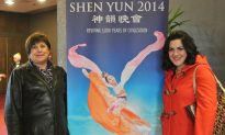Music Teacher Intrigued by Culture in Shen Yun