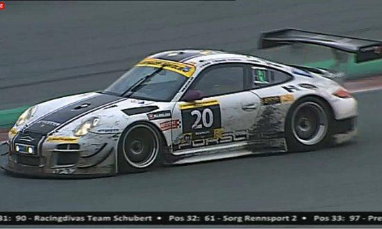 Stadler Motorsports Survives to Win the 2104 Dubai 24 Endurance Race