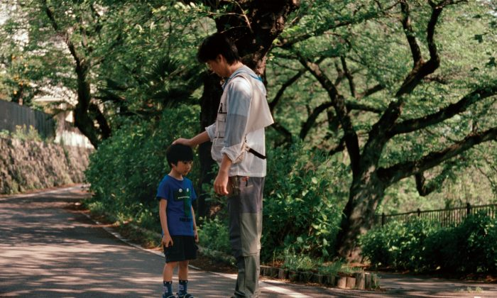 """A still from the film """"Like Father, Like Son."""" (Fuji Television Corporation)"""