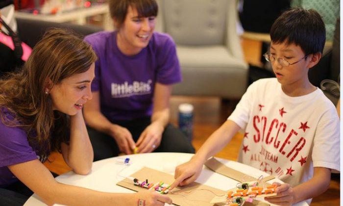 (Courtesy of LittleBits)