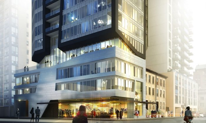Core Condos by Page+Steele IBI Group. (CentreCourt Developments)