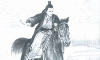 Chinese Idioms: Spur on the Flying Horse (快馬加鞭)