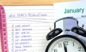 How to Keep Your New Year's Resolutions: 9 Tips