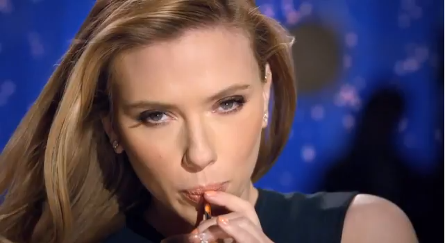 SodaStream's Scarlett Johansson Super Bowl Ad 2014 ( YouTube.com, Screenshot)