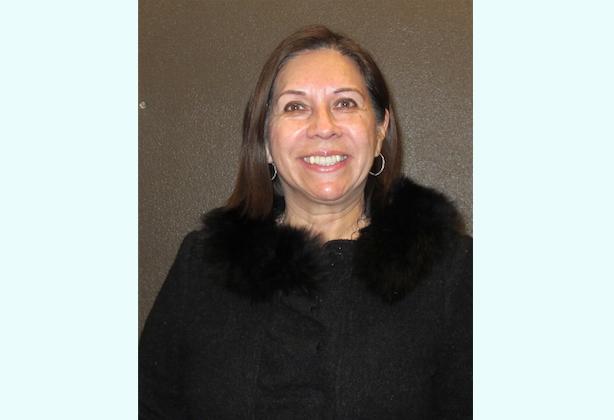Maria Morales enjoys Shen Yun Performing Arts at the Sacramento Community Center Theater, Jan. 14. (Jennifer Liang/Epoch Times)