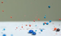 WATCH: 'Super Hydrophobic Surface and Magnetic Liquid,' The Slow Mo Guys New Video