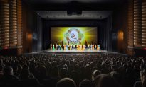 Recording Artist and Non-Profit Founder Laud Shen Yun's Creative Talent