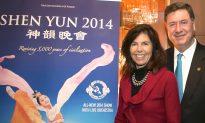 Former US Senator: Shen Yun, 'Really a wonderful performance'