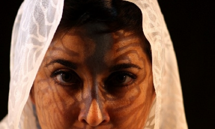 Composer-star Kamala Sankaram {photo credit: Carl Skutsch}