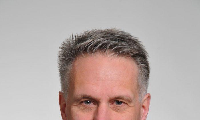 Bryan Tuckey, president of the Building Industry and Land Development Association. (BILD)