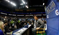 Super Bowl Media Day: Denver Broncos and Seattle Seahawks at Media's Mercy