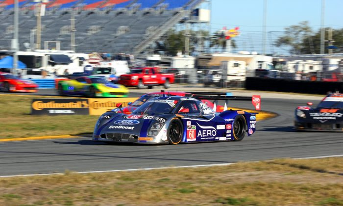 The 52nd Rolex 24 at Daytona started a new era in North American sports car racing, according to Tudor United Sports Car Championship organizers. So how does #thefuture look? (Chris Jasurek/Epoch Times)