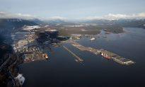 B.C. Coast, St. Lawrence Estuary Most At Risk For Major Oil Spill