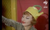 Wearing a Kettle Like a Boss: 1950s Models Strangely Elegant in Bizarre Fashion