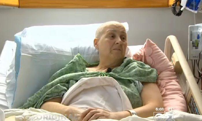 Elisa Madonia (Screenshot of CBS)