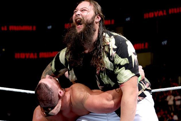 Bray Wyatt and John Cena. (wwe.com)