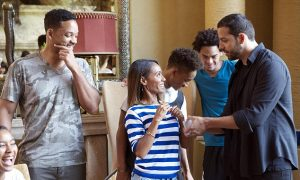 David Blaine Real or Magic: Magician Returns to Illusion on TV Special