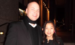 Compassion Exudes From Shen Yun For Medicare Director