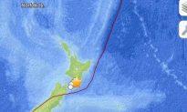 Earthquake Today in New Zealand: 6.3 Quake Hits North Island, Felt in Wellington