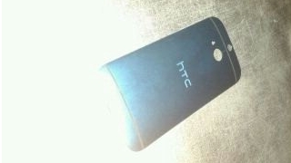 A leaked photo purportedly showing the HTC m8. (ePrice)