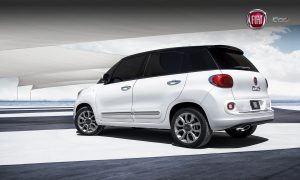 2014 Fiat 500L: Cute Becomes Practical