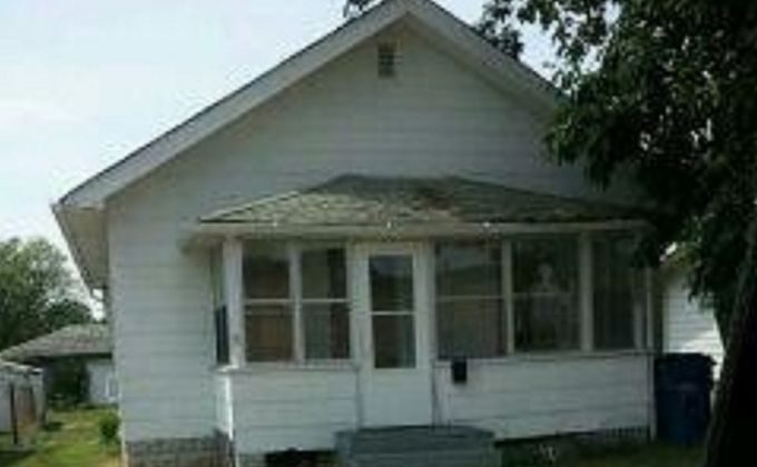 """The alleged """"demon home"""" that was purchased by """"Ghost Adventures"""" star Zak Bagans. (Hammond Police Department)"""
