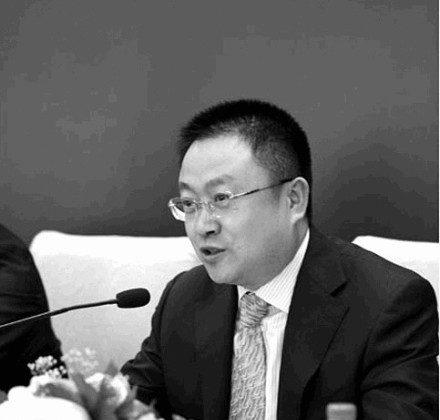Ma Junfei, the former vice bureau chief of the Hohhot Railway Bureau in Inner Mongolia, often had to rack his brain about where to hide all the cash he was getting in bribes, he told a Chinese court. (Screenshot/Weibo.com/Epoch Times)