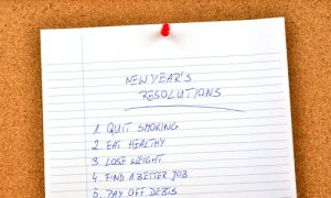 4 Ways to Nix Flaking Out on Your New Year's Resolutions