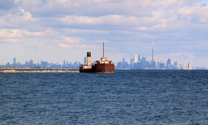 Toronto skyline. (*Shutterstock)