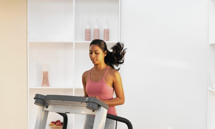 The most popular at-home items are treadmills and elliptical trainers, with people like me between 35-55 being the core consumers. (Stockbyte/Photos.com)