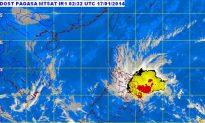 Tropical Storm Agaton Kills 34 in Mindanao, Moving Southwest