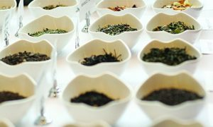 Chinese Tea Blends for Chills and Low Energy