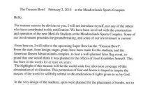 'Treason Bowl' Letter Claiming False Flag Attack at Super Bowl Goes Viral
