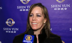 Shen Yun, 'I didn't see one mistake' Says Former Ballerina