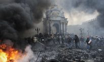 Ukraine's Cry for Democracy, Justice, Independence