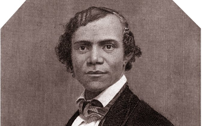Ex-slave turned abolitionist Henry Bibb escaped slavery in Kentucky and moved to Ontario in 1851, where he started the country's first black newspaper. (Public Domain/Bentley Historical Library)