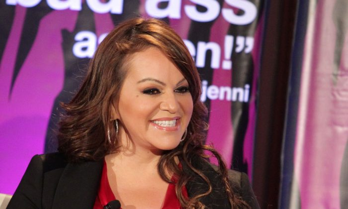 Jenni Rivera in a 2011 file photo. (Frederick M. Brown/Getty Images)