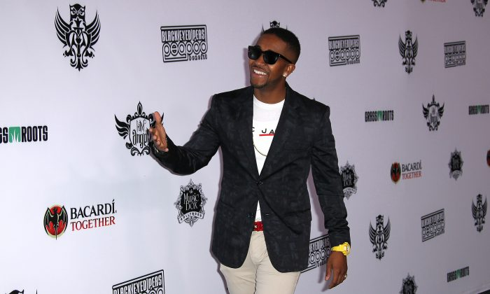 Omarion attends The Black Eyed Peas' seventh annual Peapod benefit concert at The Music Box on February 10, 2011 in Hollywood, California. (Photo by Frederick M. Brown/Getty Images)