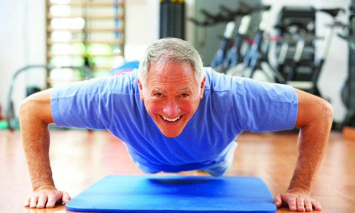 The right exercise program can help prevent frailty and falls, and build confidence. (Catherine Yeulet/photos.com)